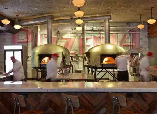 дровянная печь для пиццы