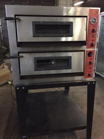 печь для пиццы ggf
